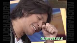 第1回 2007年4月15日 無人島から無事帰還した3人 岡田圭右(ますだおか...