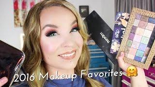 2016 Yearly Makeup Favorites