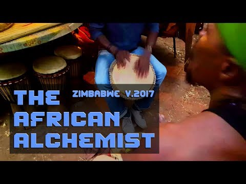 The African Alchemist // I'MPOSSIBLE // Preview #1