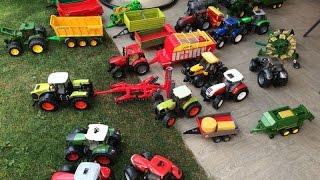 BRUDER TRACTOR FARMs