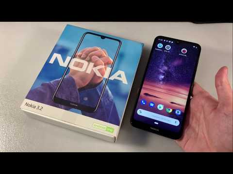 Обзор Nokia 3.2 2/16GB (TA-1156)