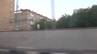 Москва, автобус 908, участок м. Нахимовский проспект - Библиотека имени Льва Толстого