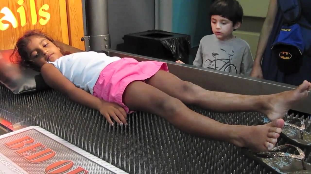 Bed of Nails  YouTube