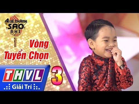 THVL   Ai sẽ thành sao nhí - Tập 3: Yêu dân tộc Việt Nam - Tân Thiện