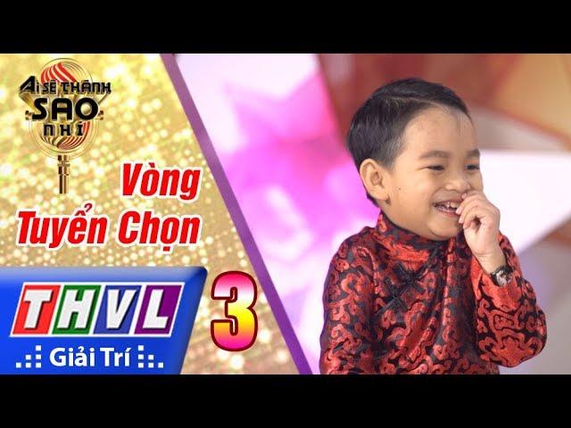 THVL | Ai sẽ thành sao nhí - Tập 3: Yêu dân tộc Việt Nam - Tân Thiện