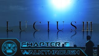 Lucius 3 - Chapter 5 - Story Walkthrough - Blood Bath