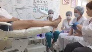Аппаратный педикюр от Анны Обуховой. Имидж Инвентор.