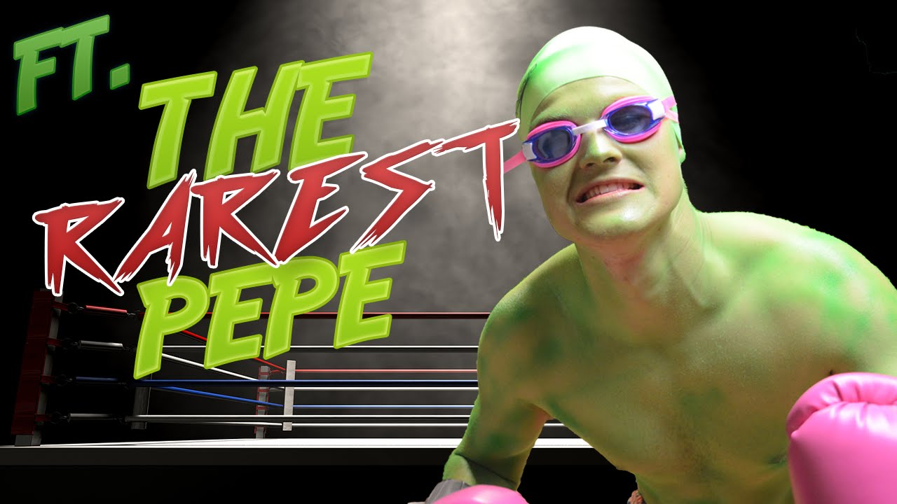 The Fight Night ft. The Rarest Pepe