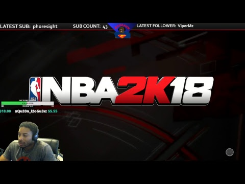 NBA 2K18 PRELUDE WITH TWO WAY SHARPSHOOTER