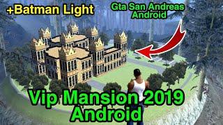 Vip house and city mod gta sa android