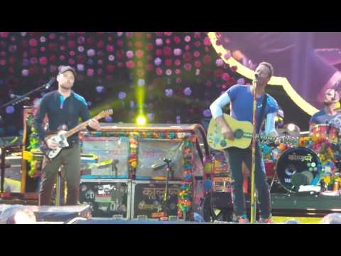 Coldplay LIVE - AHFOD + Yellow - Munich June 6th 2017