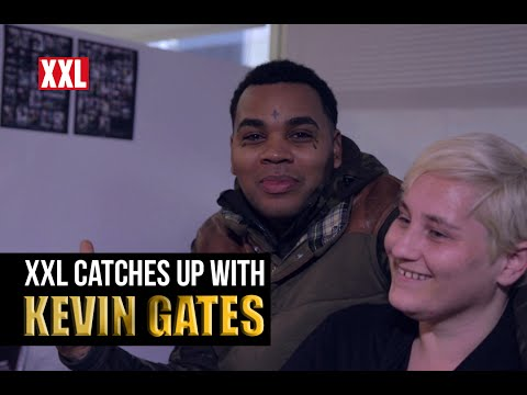 XXL Catches  Up With Kevin Gates
