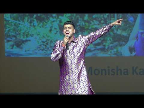 Arvind Song at Vaisakhi Mela 2017