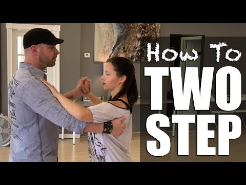 Country Two Step Dance Video - The Basic