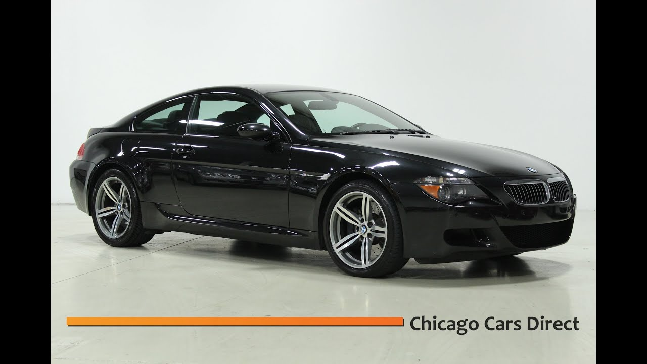 chicago cars direct presents a 2006 bmw m6 coupe x13327 youtube. Black Bedroom Furniture Sets. Home Design Ideas
