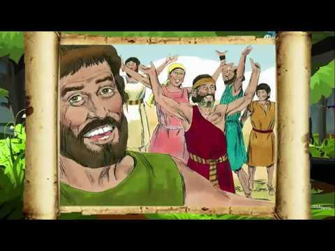 Kids Bible Story  - The Altar of Witness - The Beginners Bible For All