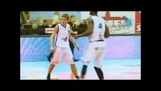 Marcin Nowakowski Highlights 2013/2014 Basketball
