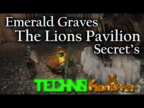 Lion's Pavilion Secret Quest - Dragon Age: Inquisition