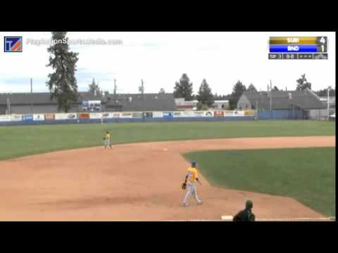 SUMMIT STORM'S NOAH YUNKER SOLO HOME RUN VS. BEND TO CLAIM IMC CROWN