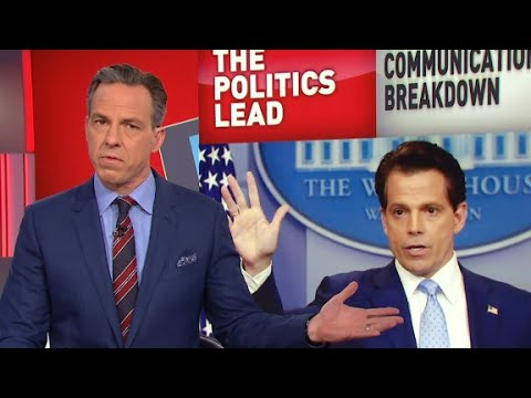 Tapper takes on Scaramucci