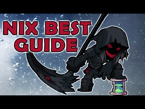 OMG WTF THIS NIX GUIDE IS SO OP - Brawlhalla