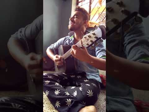 Chandi jesa rang he tera in guitar