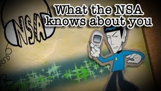 THE NSA KNOWS EVERYTHING!!!
