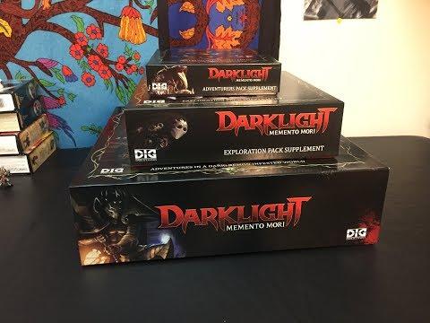 Darklight Memento Mori - The Review