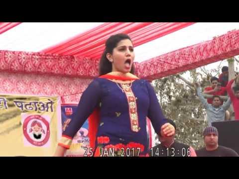 Sapana chodhary new video 2017 Dj manoj