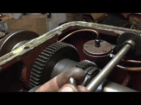 Токарный станок (1Б61) (Turning Machine)