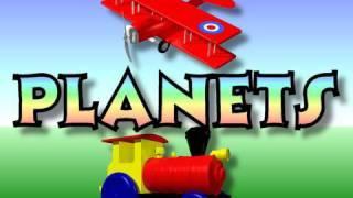 Children's: Planets