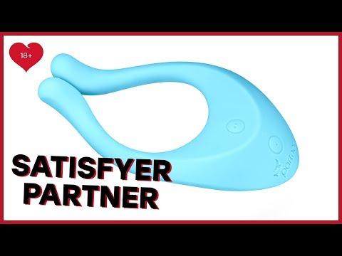 ОБЗОР SATISFYER PARTNER MULTIFUN –Секс-игрушка для пар [Точка Любви]
