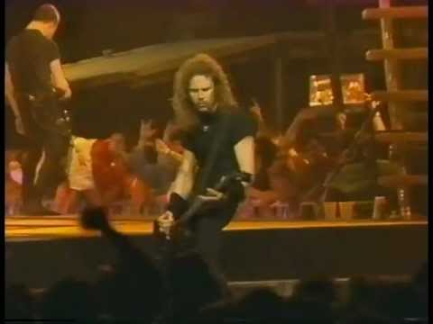 Metallica - Master Of Puppets - 1993.03.01 Mexico City, Mexico [Live Sh*t audio]