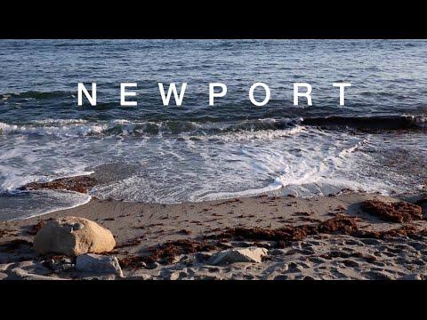 First Time In Newport, RI