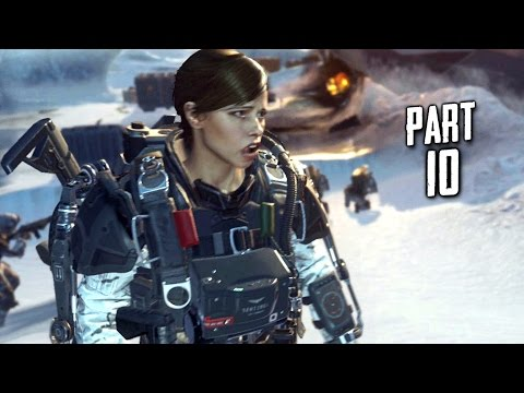 Call of Duty Advanced Warfare Walkthrough...
