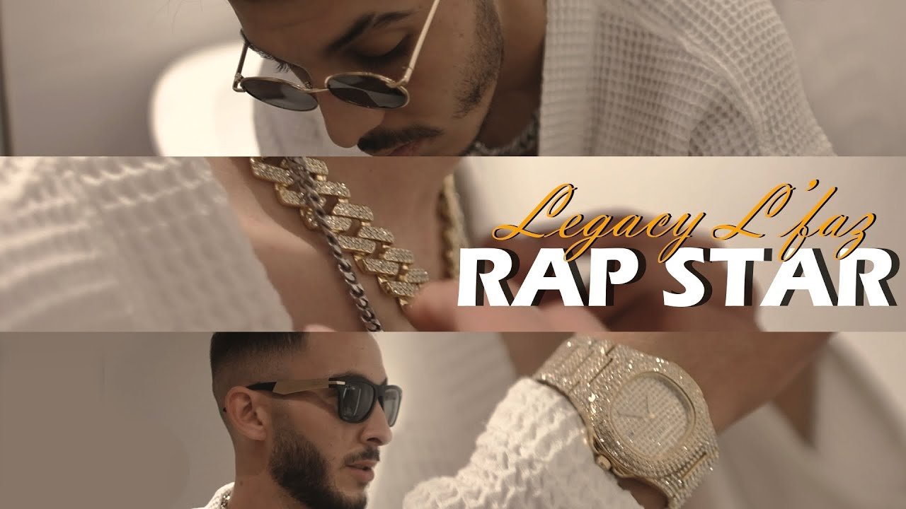 Skander LeGacY _Rap Star X Lfaz  [Clip Officiel]