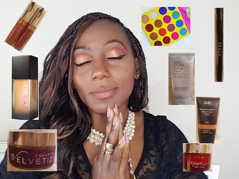 OCTOBER 2017 FAVOURITE PRODUCTS   RIDE OR DIE   SKINCARE & MAKEUP PRODUCTS I LOVE