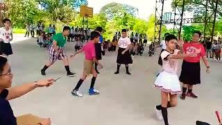 K-pop dance competition in my school part 1