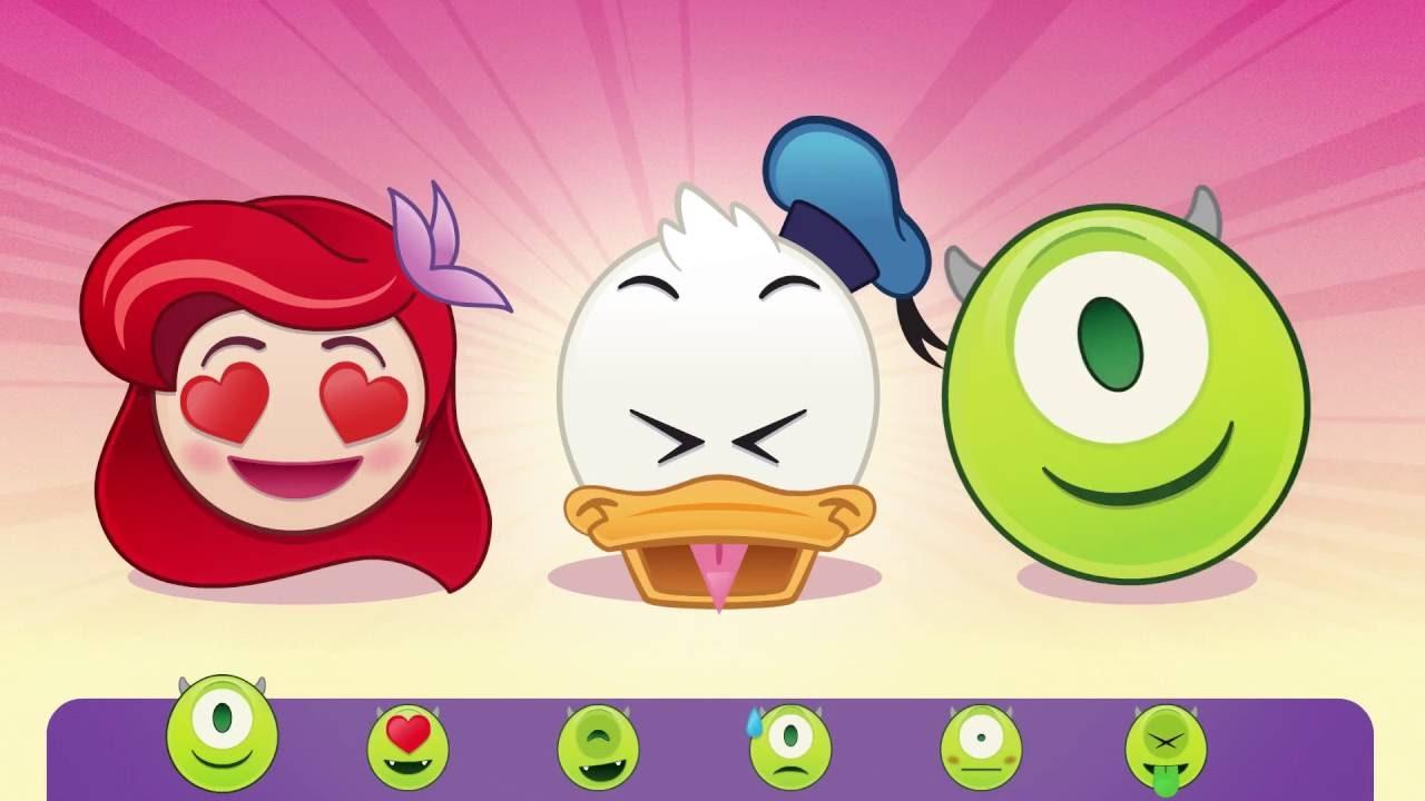 Disney Is Releasing an Emoji Keyboard - Disney Emojis