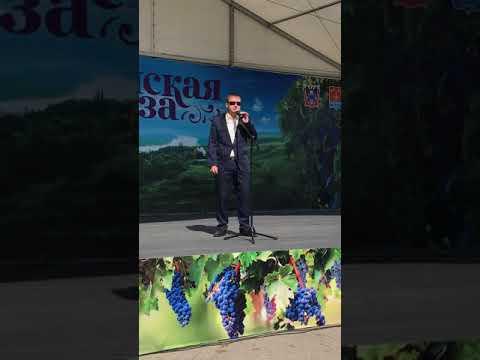 """Виктор Тартанов-песни """"На левом берегу"""" и """"Рубиновое сердце"""". Фестиваль """"Донская Лоза 2017"""""""