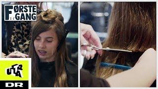 Selmas makeover: Fra langt til kort hår! l Første gang l Ultra