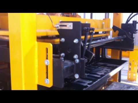 Model 1050 L - casablanca - installation tests