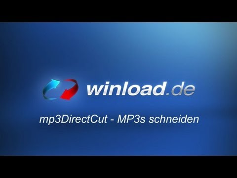 mp3DirectCut - So schneidet man MP3s | Winoad.de