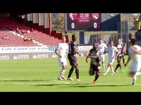FC Sion: rencontre avec l'attaquant Chadrac Akolo