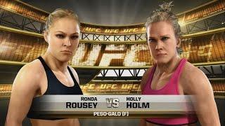 UFC: Xbox One - Ronda vs Holly
