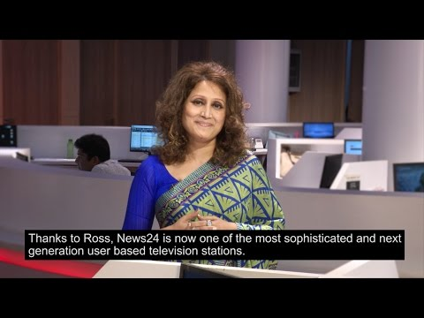 News 24 Dhaka, Bangladesh - News Production Case Study