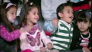 بنات وولاد  الحلقة كاملة عيد ميلاد بنتخ
