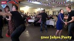 7. 4. 2018 - 50er Jahre Party in St. Margarethen - CCM-TV.at
