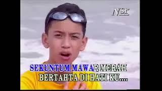 Sekuntum Mawar Merah Boboy Karaoke Tanpa Vokal