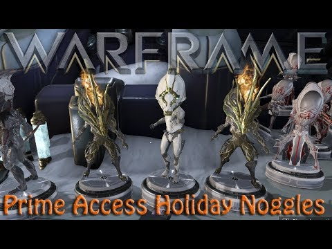 Warframe - Prime Access Holiday Noggles thumbnail